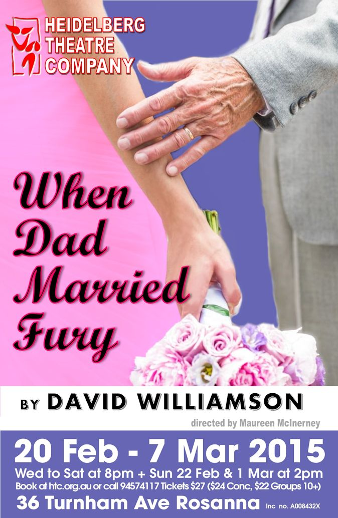 When Dad Married Fury